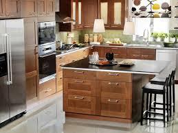 ikea light oak kitchen cabinets smart budget rooms home garden television kitchen