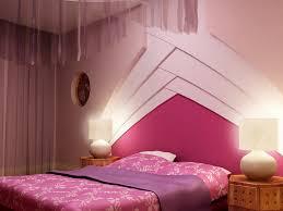 bedroom beautiful white pink wood glass unique design bedroom