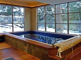 Small Indoor Pools Small Indoor Pool Ideas Indoor Swimming Pool Lighting Ideas