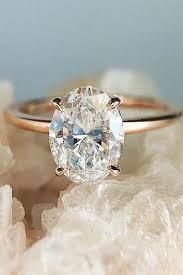 solitaire oval engagement rings oval solitaire engagement ring new wedding ideas trends