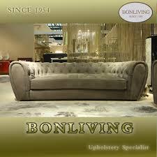 Luxury Leather Sofa Sets China New Arrival Luxury Nubuck Leather Sofa Set B29