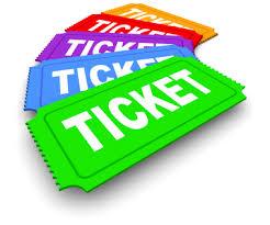raffle tickets raffle ticket special bombsaway