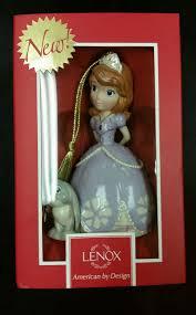 Lenox Christmas Ornaments Disney by Lenox Sofia The First Christmas Ornament Disney Showcase New In