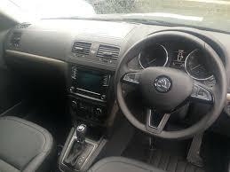 skoda yeti interior used 2016 skoda yeti 2 0 tdi cr 150 se l 4x4 5dr dsg for sale in