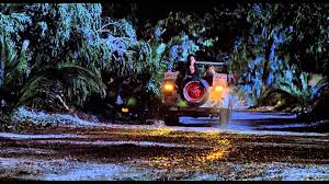 jurassic park car movie jurassic park must go faster youtube