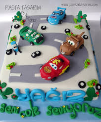cars birthday cake disney cars birthday cake yağiz cake by nesrin tong flickr
