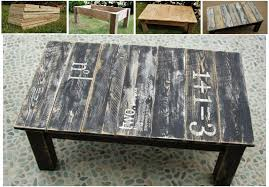 Dyi Coffee Table 20 Cool Easy To Do Diy Coffee Table Ideas Home Magez