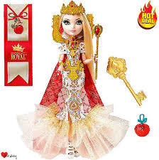 Ever After High Apple White Doll Brand New Ever After High Royally Ever After Apple White Doll