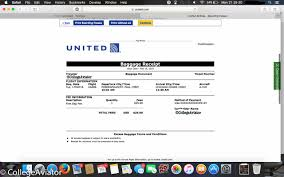 united baggage review of united flight from minneapolis to chicago in premium eco