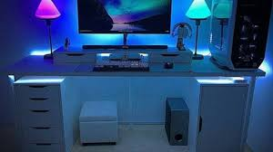 top pc gaming desks pc gaming desk top 10 desks for pc setup voicesofimani com