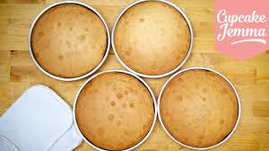 the best madeira cake recipe cupcake jemma youtube