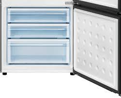 haier hbm450sa1 450l bottom mount fridge appliances online
