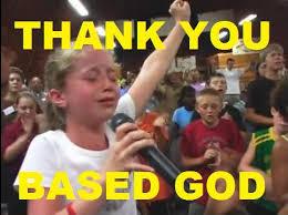 Thank You Based God Meme - godfather s mixtape the based god genius
