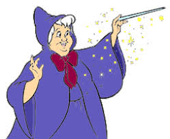 fairy grandmother how does your fairy godmother look