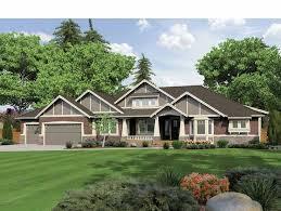 craftsman house plans ranch stylecraftsman rambler style house