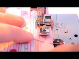 invisible zipper installation using a regular zipper foot youtube