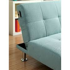 Teal Tufted Sofa by Living Room Tufted Futon Velour Couch Navy Sleeper Sofa