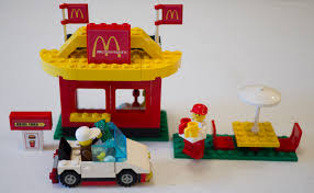 lego honda element onetwobrick com set database lego 3438 mcdonald u0027s restaurant