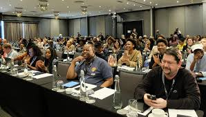 siege conference with the industry siege journalists seek solutions