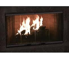 Air Tight Fireplace Doors by Sc60 Wood Fireplace Large Wood Fireplaces Heatilator