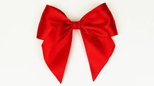 ribbon bow how to make a bow i easy ribbon bow tutorial i diy