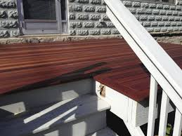 Meranti Deck With Some Custom Bits And Pieces Decks U0026 Fencing