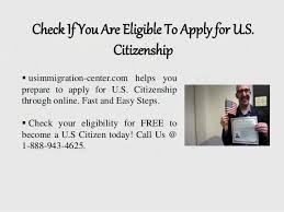 who is eligible to apply for u s citizenship form n 400