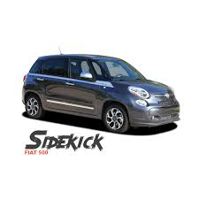 sidekick jeep fiat 500l sidekick upper body door accent abarth vinyl graphics