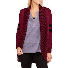 sweater walmart concept s womens cocoon cardigan sweater walmart com