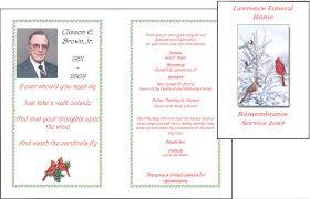 a funeral program funeral program template novasatfm tk