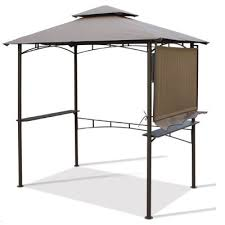 grill gazebo with awning rc willey furniture store
