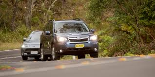 brown subaru forester subaru forester review 2 5i l caradvice