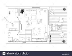 drawing room black and white stock photos u0026 images alamy