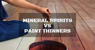 Mineral Wood Laminate Flooring Mineral Spirits Vs Paint Thinner Buyer U0027s Guide And Reviews