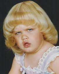 Pissed Face Meme - my friend has the best awkward childhood photo ever funny