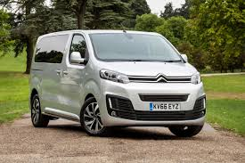 new citroen new citroen spacetourer 2016 review auto express