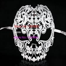 mardi gras skull mask carnival mask picture more detailed picture about filigree