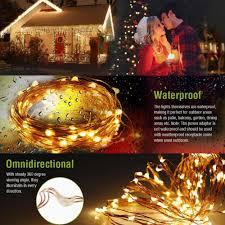 er chen tm 99ft led string lights 300 led starry lights on 30m