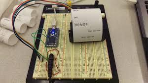 adafruit thermal printer mbed