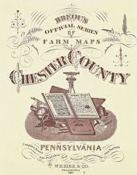 Map Of Berks County Pa Chester County Resources