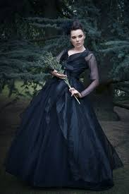 the black wedding dress u2026 and other fabulous designs by the