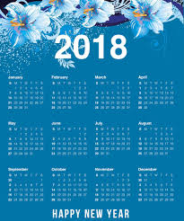 new year pocket happy new year 2018 calendar new year pocket calendar