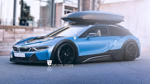 bmw i8 performance bmw i8 shooting brake rendered we need a production model