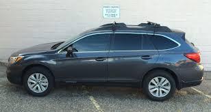 2015 Outback Yakima Crossbars Subaru Outback Subaru Outback