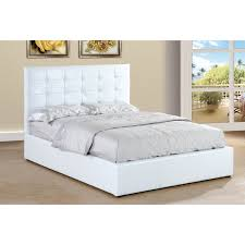 white queen storage bed plantation cove white storage bedroom king