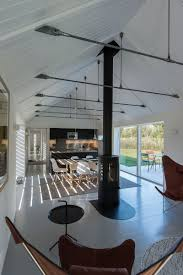 modern barn kitchen this holiday house was designed around the idea of creating a