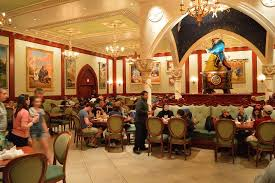 Be Our Guest Dining Rooms Castle Gallery Picture Of Be Our Guest Orlando Tripadvisor