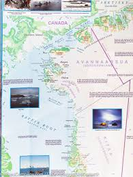 North Pole Map Map Of The North Pole And Greenland Itm U2013 Mapscompany