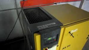 kaeser compressor as20 tb26 and containment e bay auction