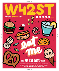 w42st issue 28 escape from hell u0027s kitchen by w42st magazine issuu
